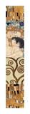 Gustav Klimt - Collage Panel IV Digitálně vytištěná reprodukce