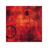 Rojo Giclee Print by Brent Nelson