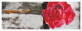 Metallic Pop Flower I Giclee Print by Sarah Ward