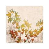 Turning Leaves I Giclee Print by Erin Lange