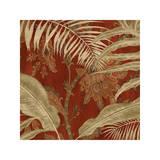 Jardin tropicalI Reproduction procédé giclée par Chris Donovan