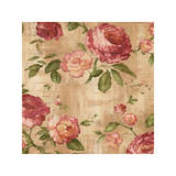 Rose Garden I Giclee Print by Reneé Campbell