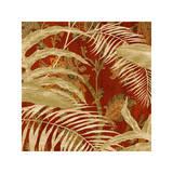 Jardin tropical II Reproduction procédé giclée par Chris Donovan