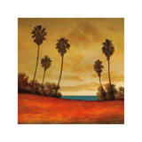 Las Palmas II Giclee Print by Gregory Williams