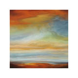 Earth and Sky II Giclee Print by Matt Russel