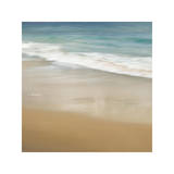 Surf and Sand I Giclee Print by John Seba