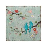 Love Birds I Giclee Print by Katy Frances
