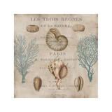 Le Mer II Giclee Print by Deborah Devellier