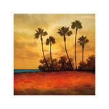 Las Palmas I Giclee Print by Gregory Williams