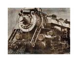 Locomotive Giclee Print by Dylan Matthews