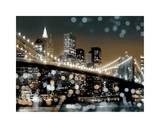 New York II Giclée-tryk af Kate Carrigan