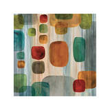 Suspended Gems I Giclee Print by Angela Perry