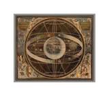 Celestial II Giclee Print by Russell Brennan