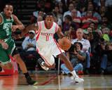 Boston Celtics v Houston Rockets Photo by Bill Baptist