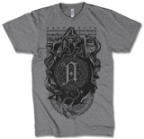 The Architects - Reaper Grey T-Shirt