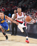 Golden State Warriors v Portland Trail Blazers Photo af Sam Forencich