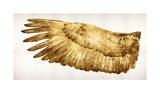 Kate Bennett - Golden Wing I Digitálně vytištěná reprodukce
