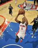 Brooklyn Nets v Detroit Pistons Photo by Allen Einstein