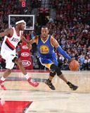 Sam Forencich - Golden State Warriors v Portland Trail Blazers - Photo