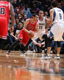 Chicago Bulls v Minnesota Timberwolves Photo by David Sherman