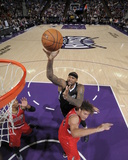 Portland Trail Blazers v Sacramento Kings Photo av Rocky Widner