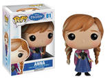 Frozen - Anna Disney POP Figure Legetøj