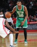 Boston Celtics v Houston Rockets Photo af Bill Baptist