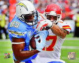 Antonio Gates 2014 Action Photo