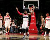 Milwaukee Bucks v Washington Wizards Photo af Ned Dishman