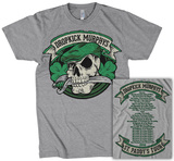 Dropkick Murphy's - Swordmouth Skull Tour (limited edition) T-Shirt