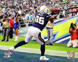 Antonio Gates 2012 Action Photo