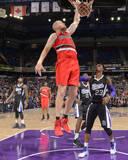 Rocky Widner - Portland Trail Blazers v Sacramento Kings - Photo