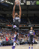 Portland Trail Blazers v Sacramento Kings Photo af Rocky Widner