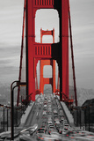 SF Golden Gate Bridge Posters