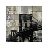NYC Industrial I Giclee Print by Dylan Matthews