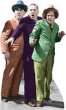The Three Stooges - Hitchhiking Lifesize Standup Cardboard Cutouts