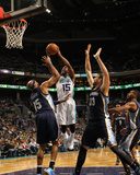 Memphis Grizzlies v Charlotte Hornets Photo by Kent Smith