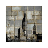 NYC Industrial II Giclee Print by Dylan Matthews