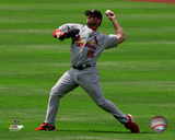 Jim Edmonds 2005 Action Photo
