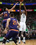 Phoenix Suns v Utah Jazz Photo by Melissa Majchrzak