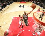 Milwaukee Bucks v Washington Wizards Foto af Ned Dishman