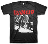 Rancid - Boot Shirt