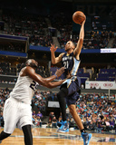 Memphis Grizzlies v Charlotte Hornets Photo af Kent Smith