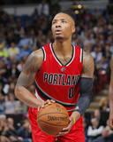 Rocky Widner - Portland Trail Blazers v Sacramento Kings Photo