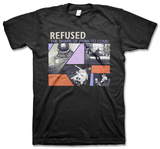 Refused - Shape Of Punk To Come T-shirts