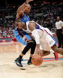 Oklahoma City Thunder v Los Angeles Clippers Photo af Noah Graham