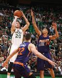 Phoenix Suns v Utah Jazz Foto af Melissa Majchrzak