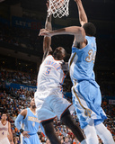 Denver Nuggets v Oklahoma City Thunder Photo af Garrett Ellwood