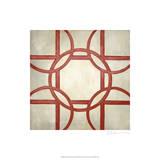 Classical Symmetry XII Premium Giclee Print by Chariklia Zarris