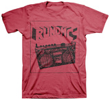 Run DMC - Sketch Boombox T-shirts